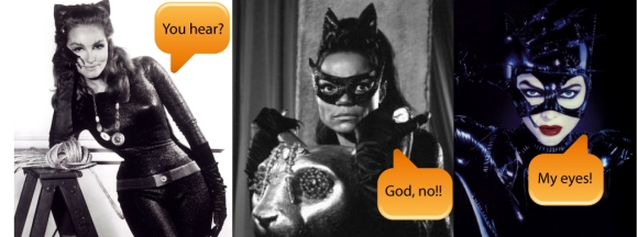 Catwomen agree: No.
