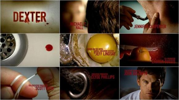 Dexter: Opening Titles