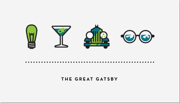 Kyle Tezak: The Great Gatsby